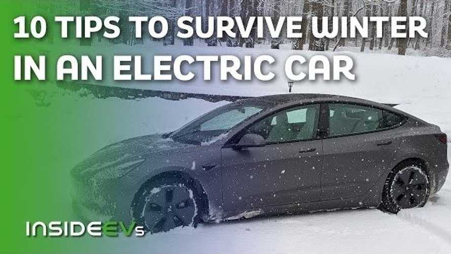 10 Cold Weather Driving Tips For EV Owners