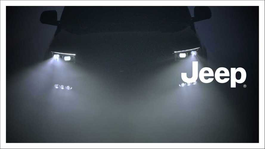 Jeep Wagoneer e Grand Wagoneer 2022 ganham teaser e data de estreia