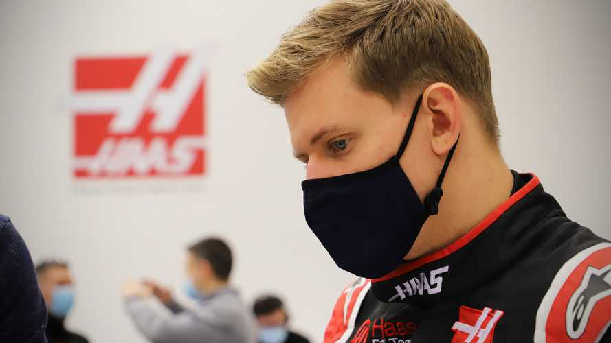 Schumacher: No added pressure from father's legacy for F1 debut