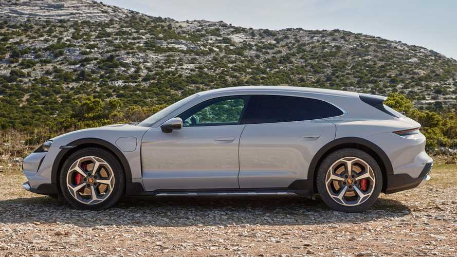 Porsche Taycan Cross Turismo: Neue Karosserievariante vorgestellt