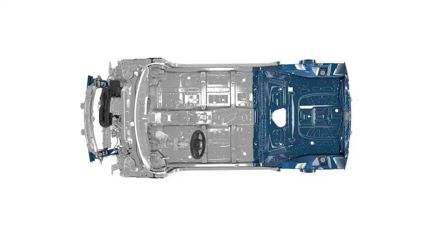 Toyota A-segment car platform