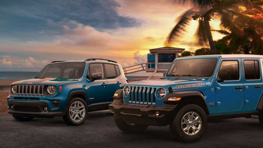 Jeep Wrangler And Renegade Islander Editions