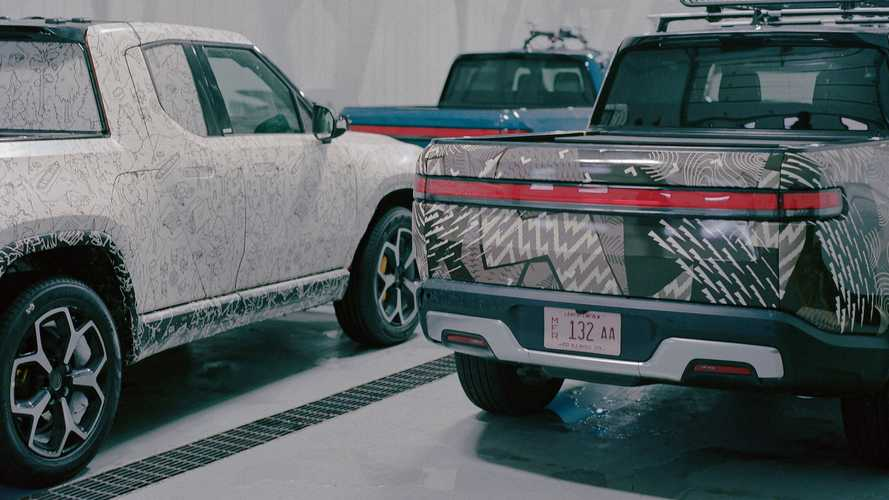 Did Rivian Accidentally Leak An Extended Cab Version Of The R1T Truck?