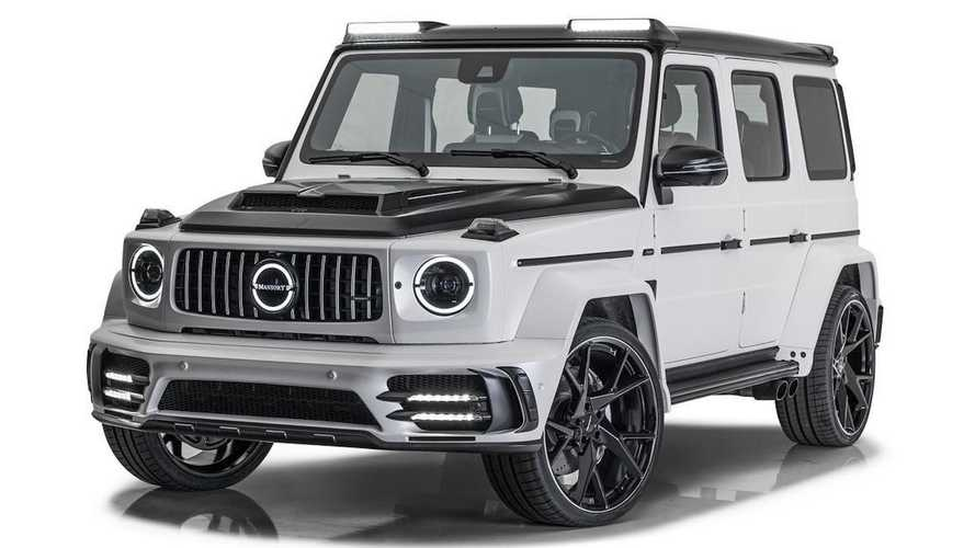 Mansory AMG G63 Viva Edition Is For Rich People Who Crave Attention