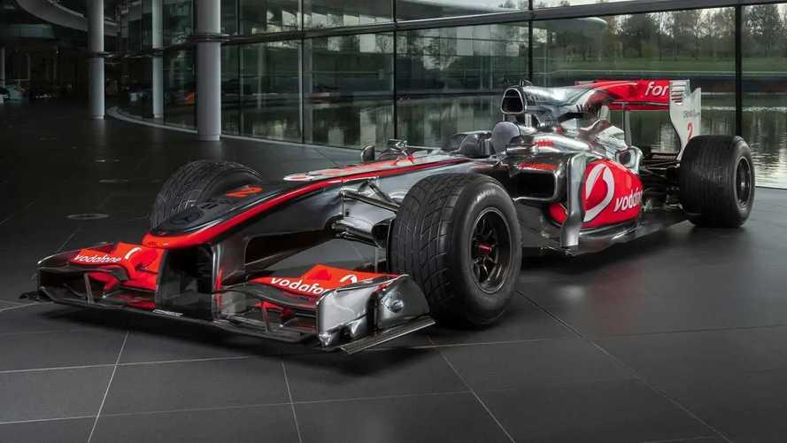 McLaren Pemenang F1 Eks Lewis Hamilton Nyaris Cetak Rekor Lelang