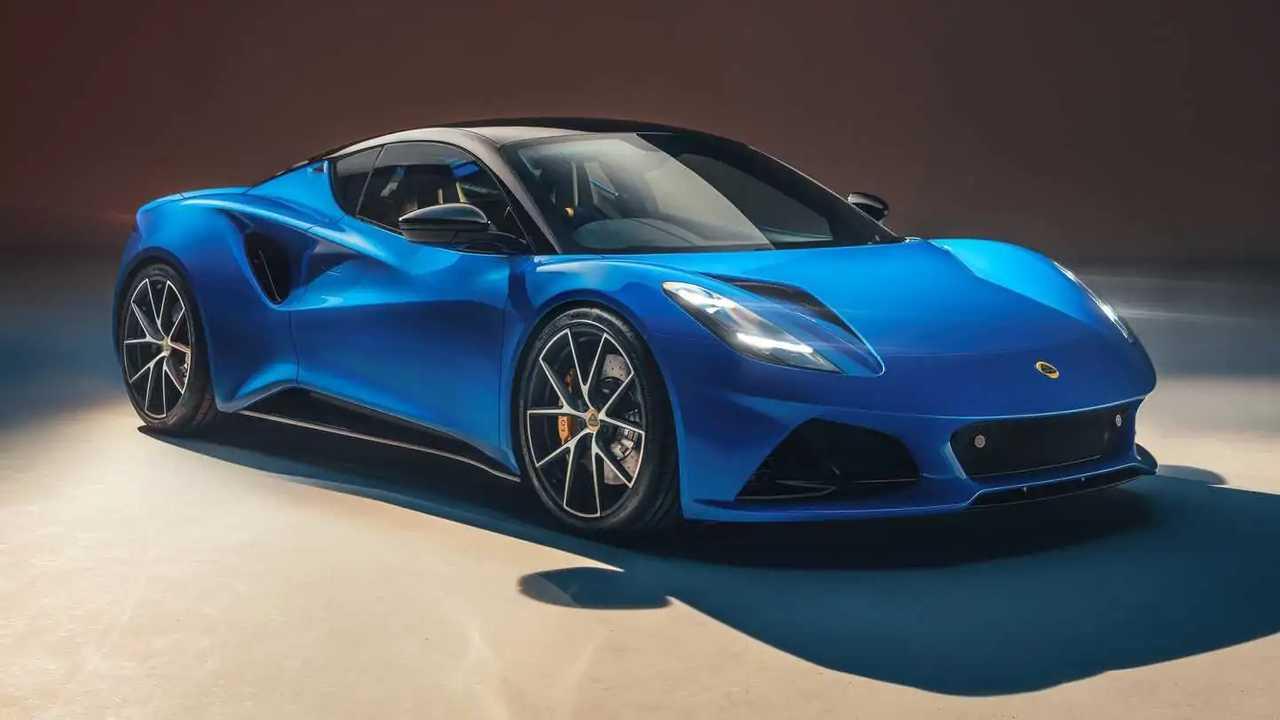 Emira – последний автомобиль Lotus с ДВС
