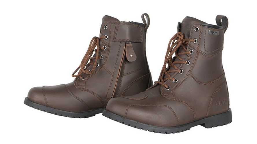 French Gear Maker DXR Releases New Asgeir Leather Boots