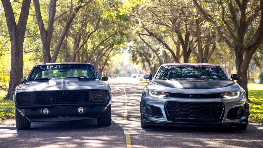Dream Giveaway: Ultimate Camaro Prize Package