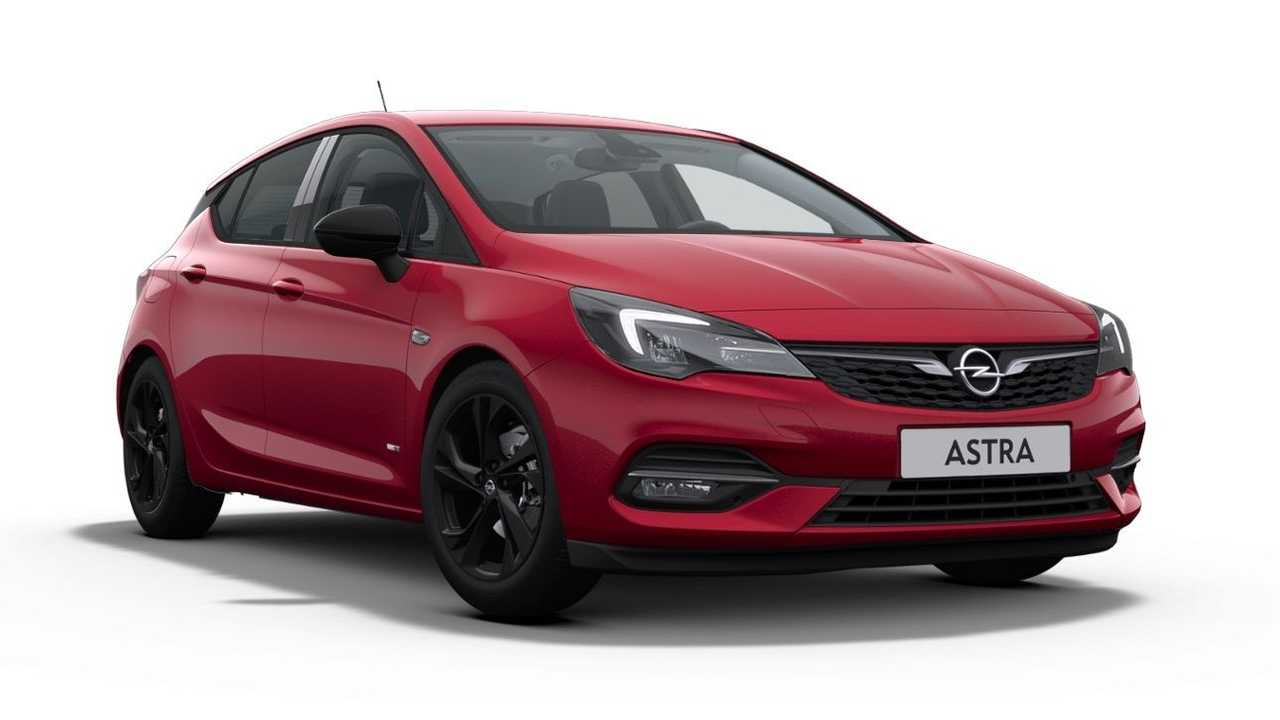 Opel Astra Design and Tech 2021