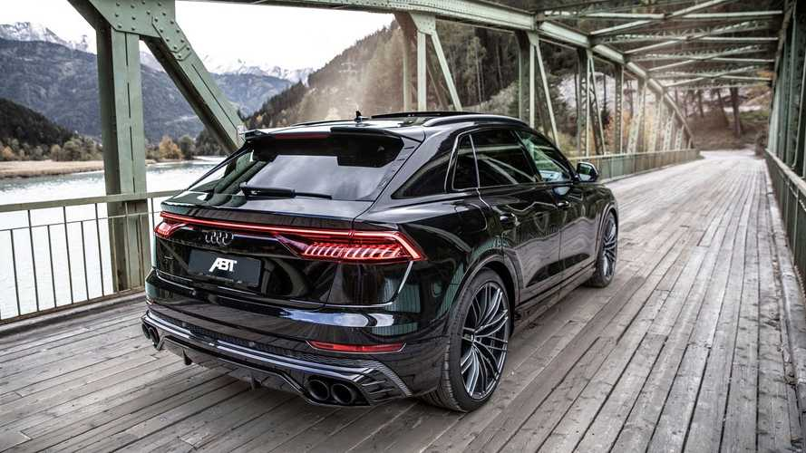 Audi SQ8 TFSI por ABT Sportsline