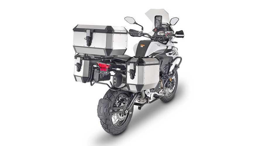 Givi Announces New 56-Liter Aluminum Top Case