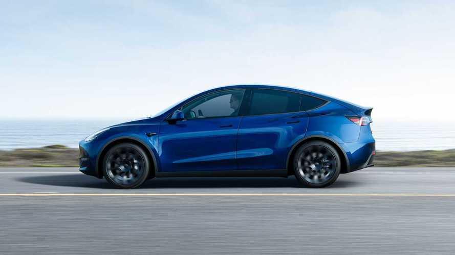 Çin üretimi Tesla Model Y'ler Avrupa'ya ulaştı!