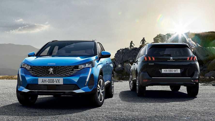 """Peugeot 3008 und 5008 als Sondermodelle """"Roadtrip"""" erhältlich"""