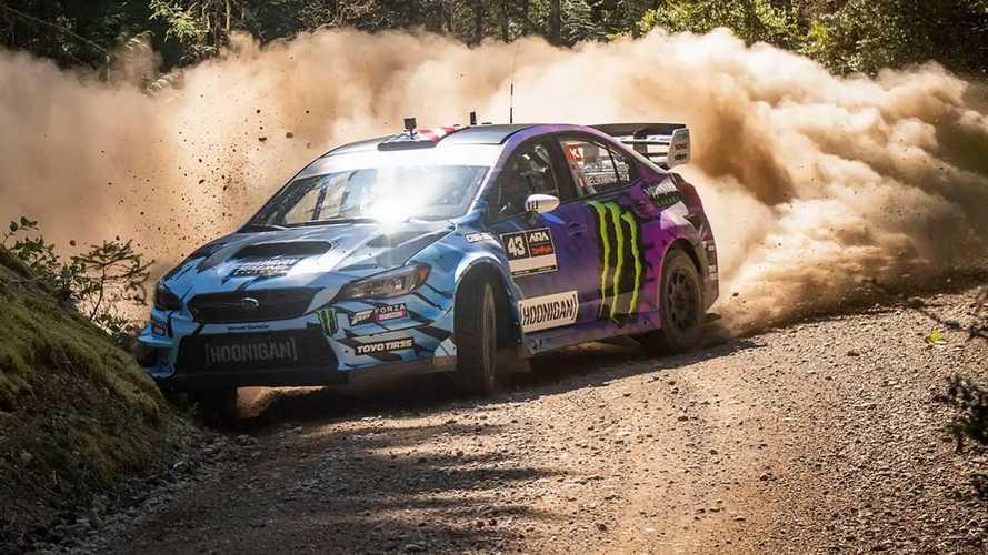 Ken Block visszatér a ralizáshoz, mégpedig ezzel a Subaruval (videó