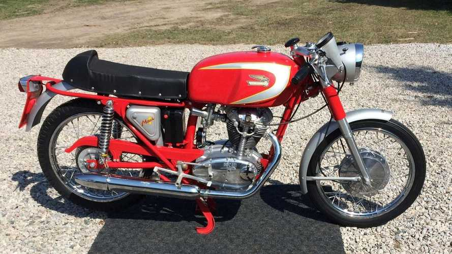 This Glorious 1965 Ducati Mach 1 Is Looking For A New Home