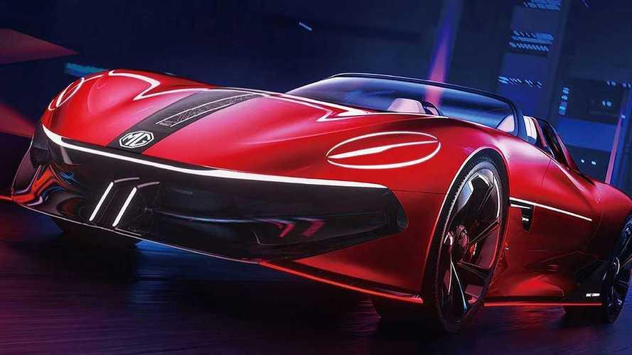 Voici la MG Cyberster, peut-elle vraiment défier le Tesla Roadster ?