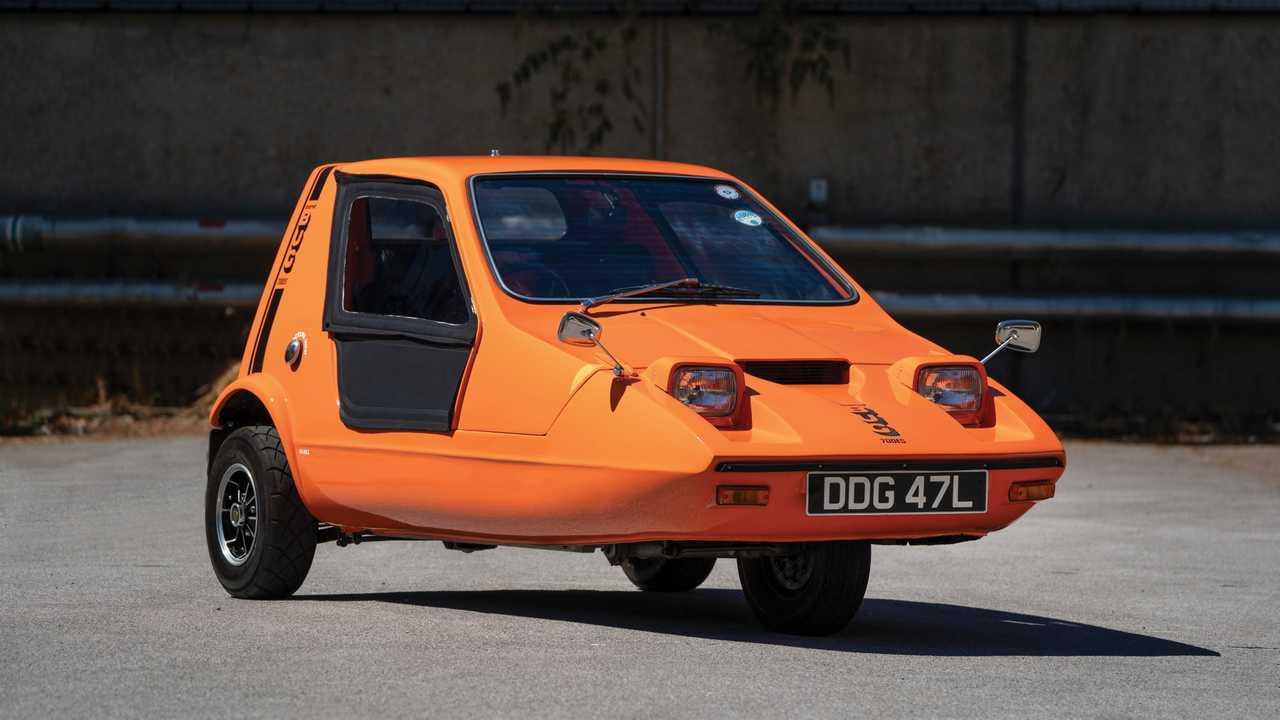 Le micro car più folli della storia