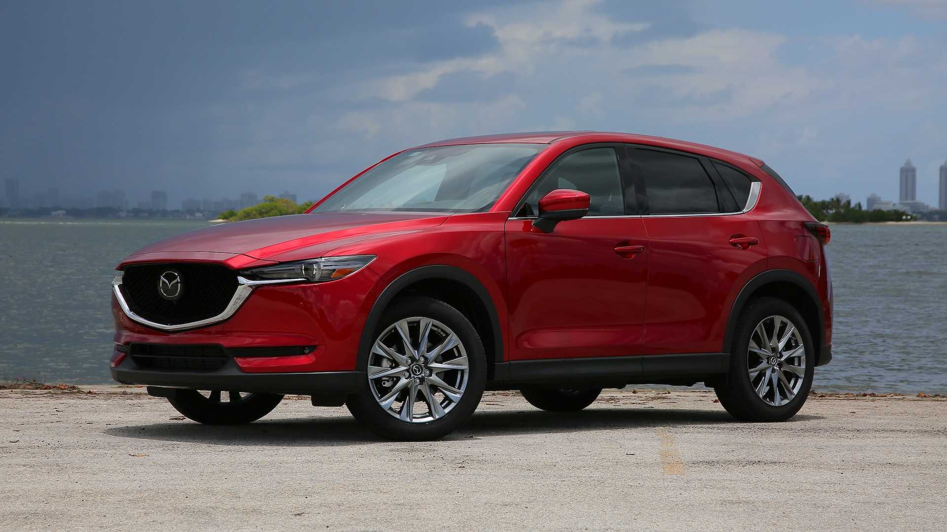 Kekurangan Mazda Cx 5 2019 Perbandingan Harga
