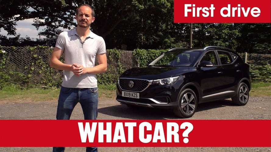 What Car? Checks If MG ZS EV Is Really An Absolute Bargain: Video