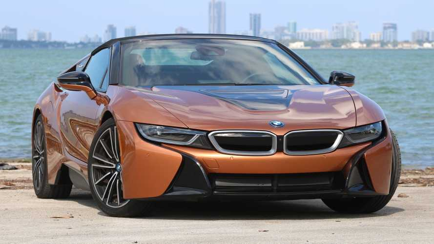 2019 BMW i8 Roadster: Review