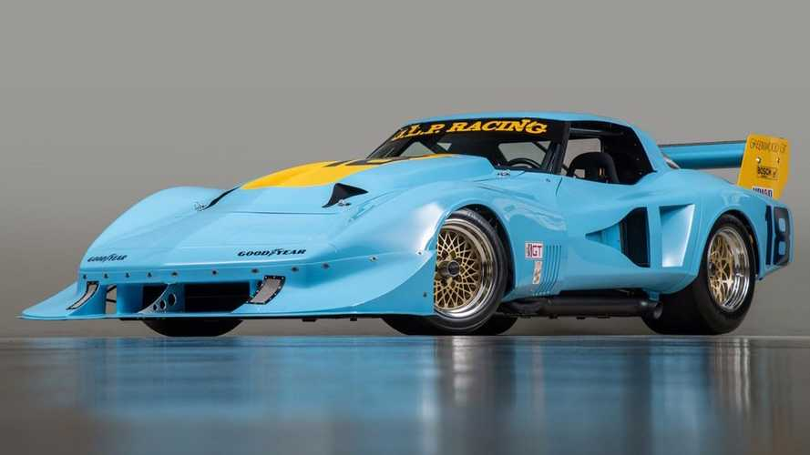 Fully Restored IMSA 1977 SuperVette Is A 1 Of 2 Build