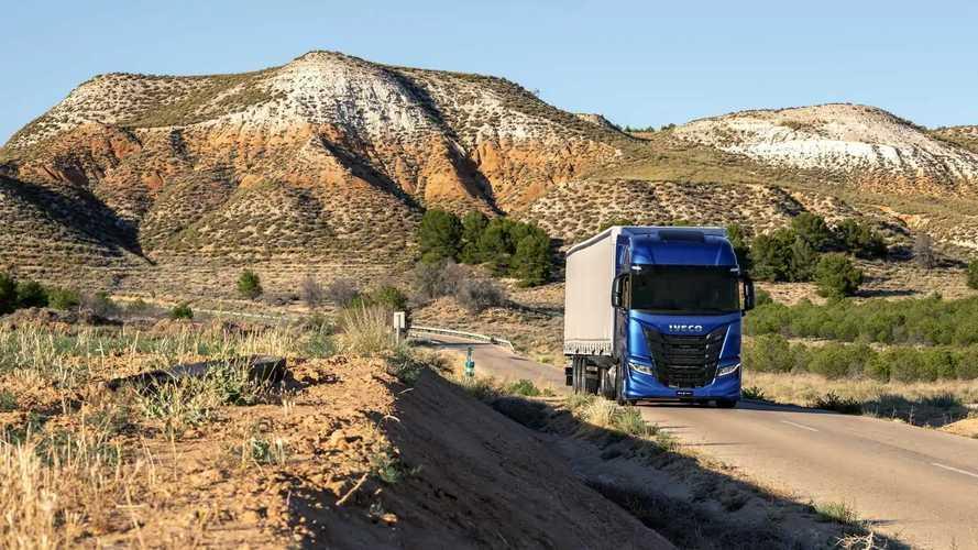 Iveco e Plus, la guida autonoma sarà anche a metano