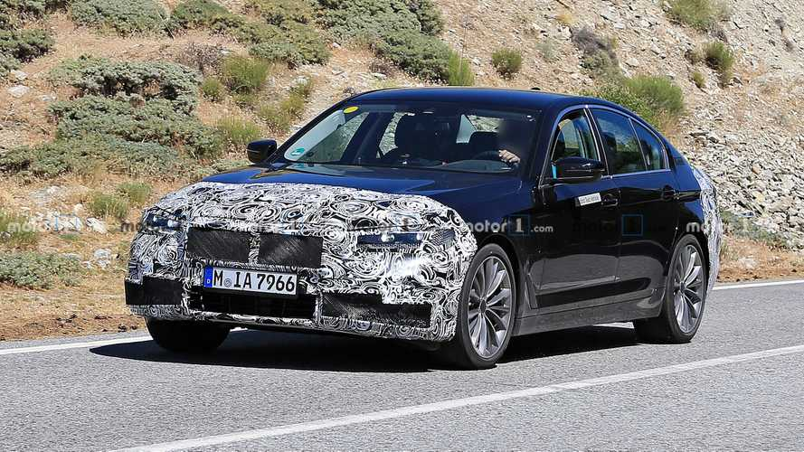 BMW Serie 5 plug-in, un restyling che farà (più) strada