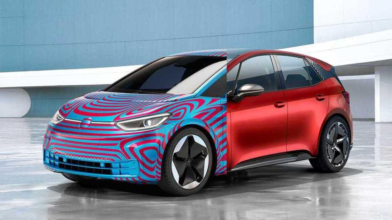 Volkswagen ID.3 - SEAT El-Born