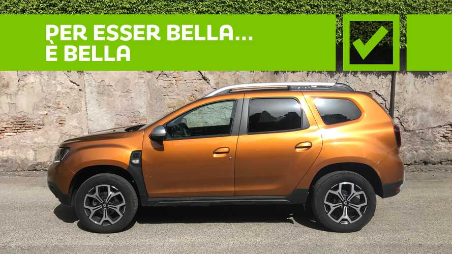 Pro e Contro, Dacia Duster GPL