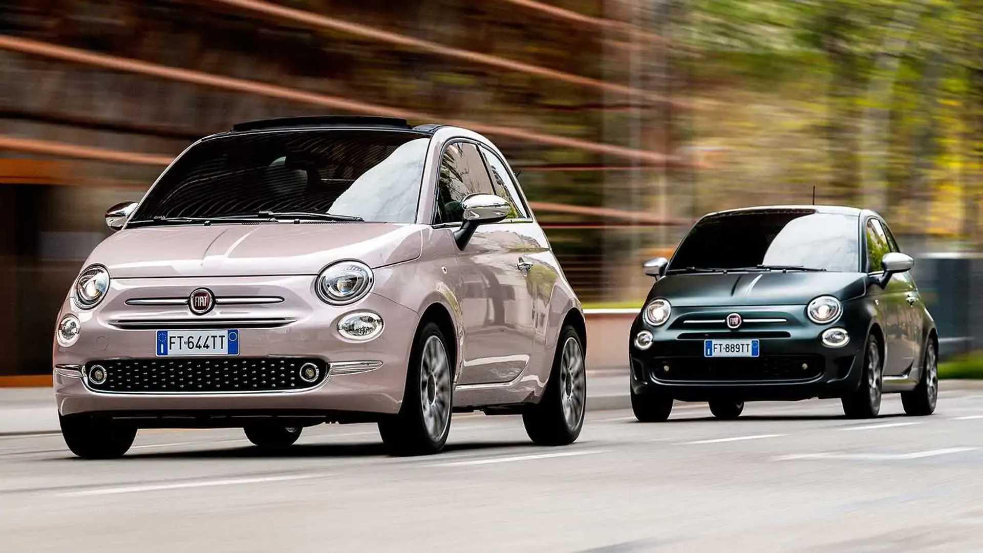 Fiat 500 Le Nuove Top Di Gamma Si Chiamano Star E Rockstar