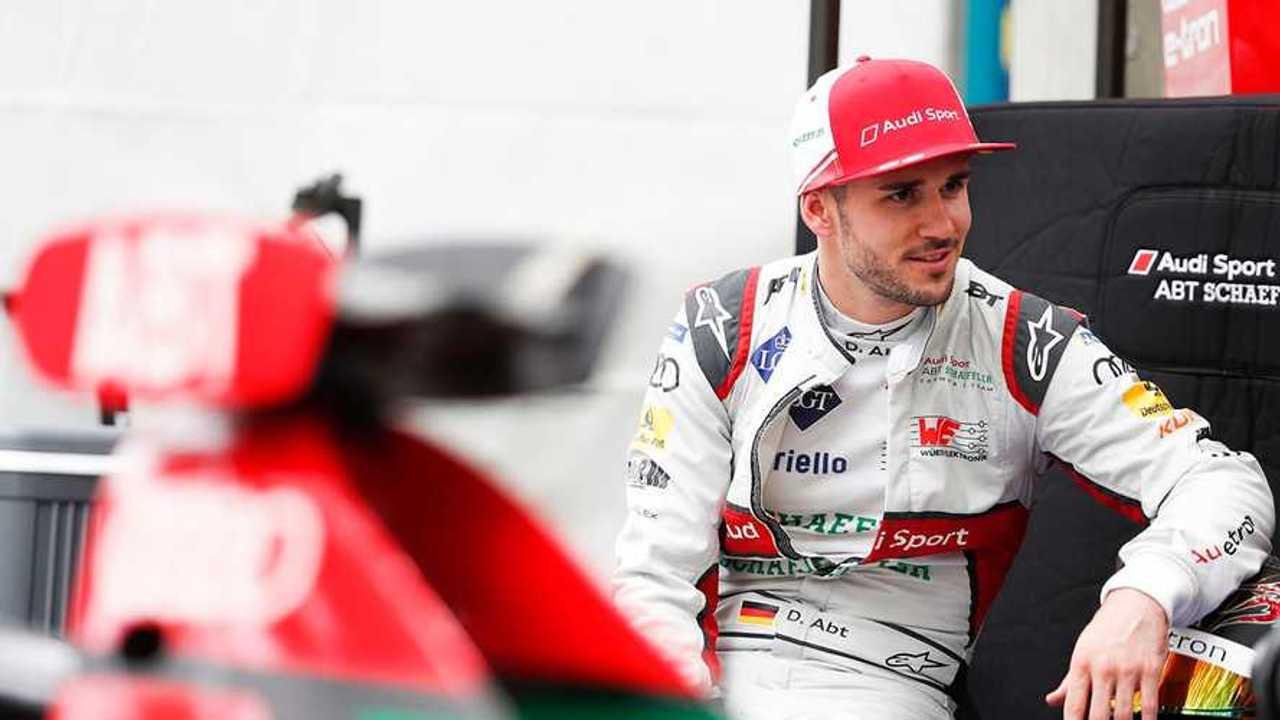 Daniel Abt (Audi Sport Abt Schaeffler)