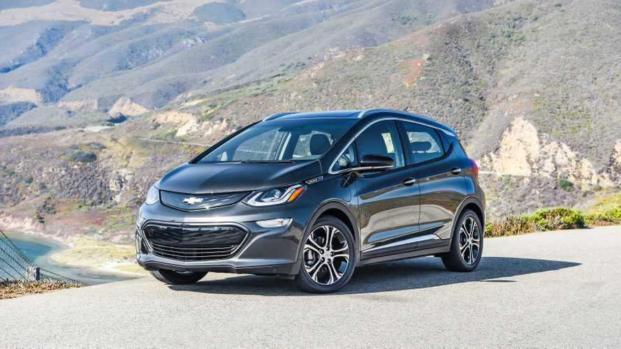 Chevrolet Bolt U.S. Sales Decreased In 2019 To 16,418