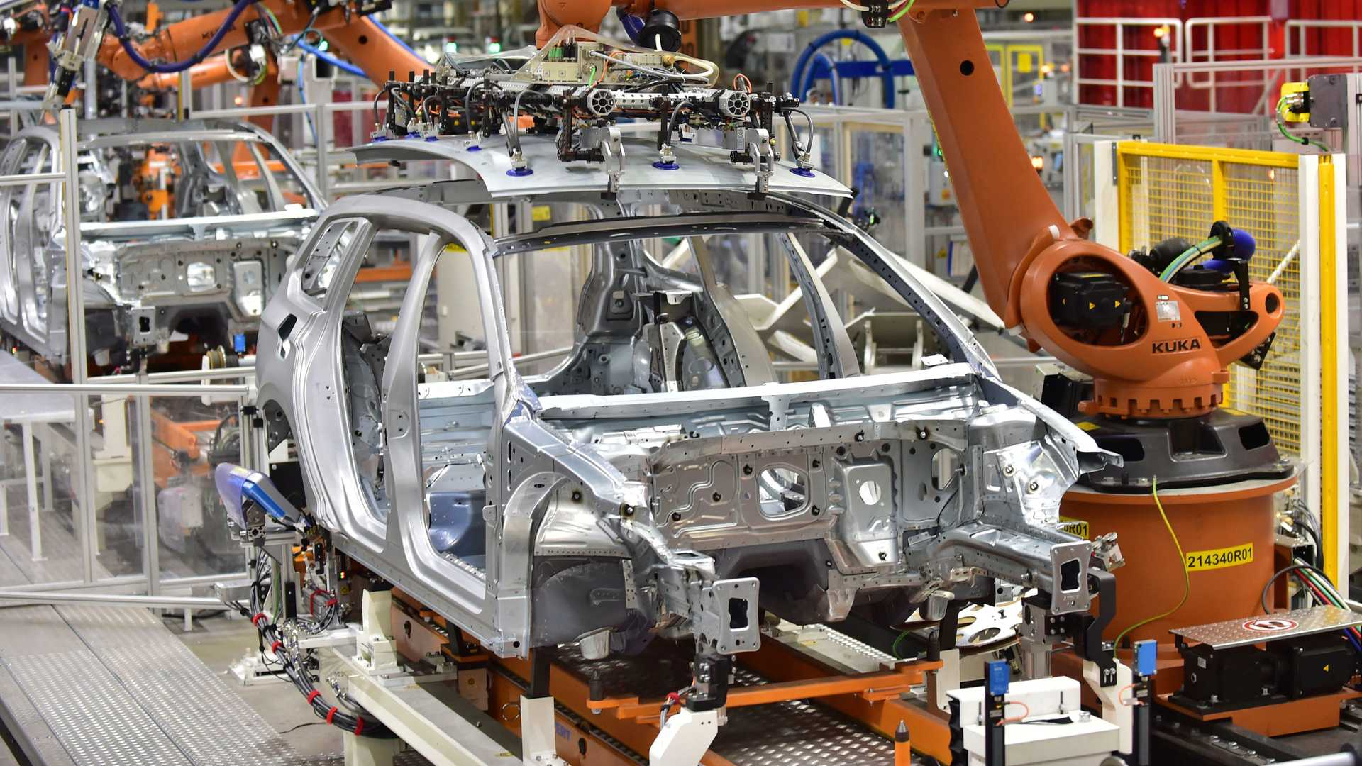 Inside Look At The Production Of The Volkswagen ID 3