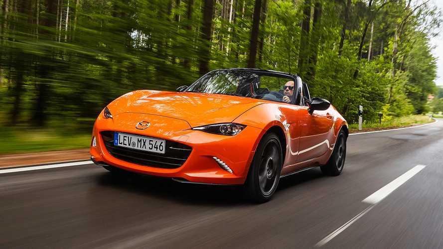 Mazda MX-5, la prossima generazione potrebbe essere elettrica