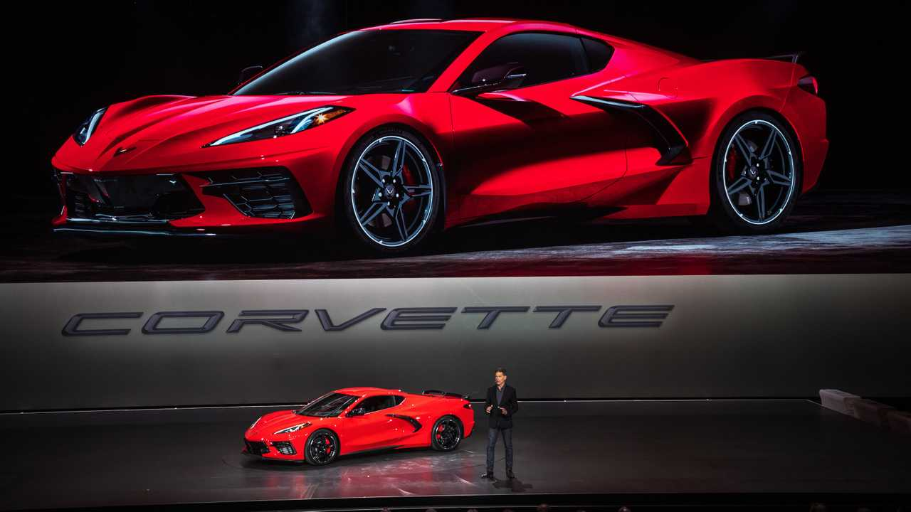 2020 Corvette Stingray Z51 Gets The Walkaround Treatment In Michigan