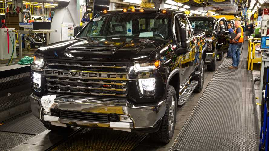 GM Invests $150M In Flint Truck Plant To Build More HD Pickups