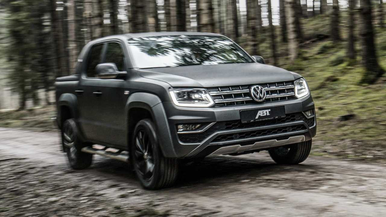 ABT Modifiyeli Volkswagen Amarok