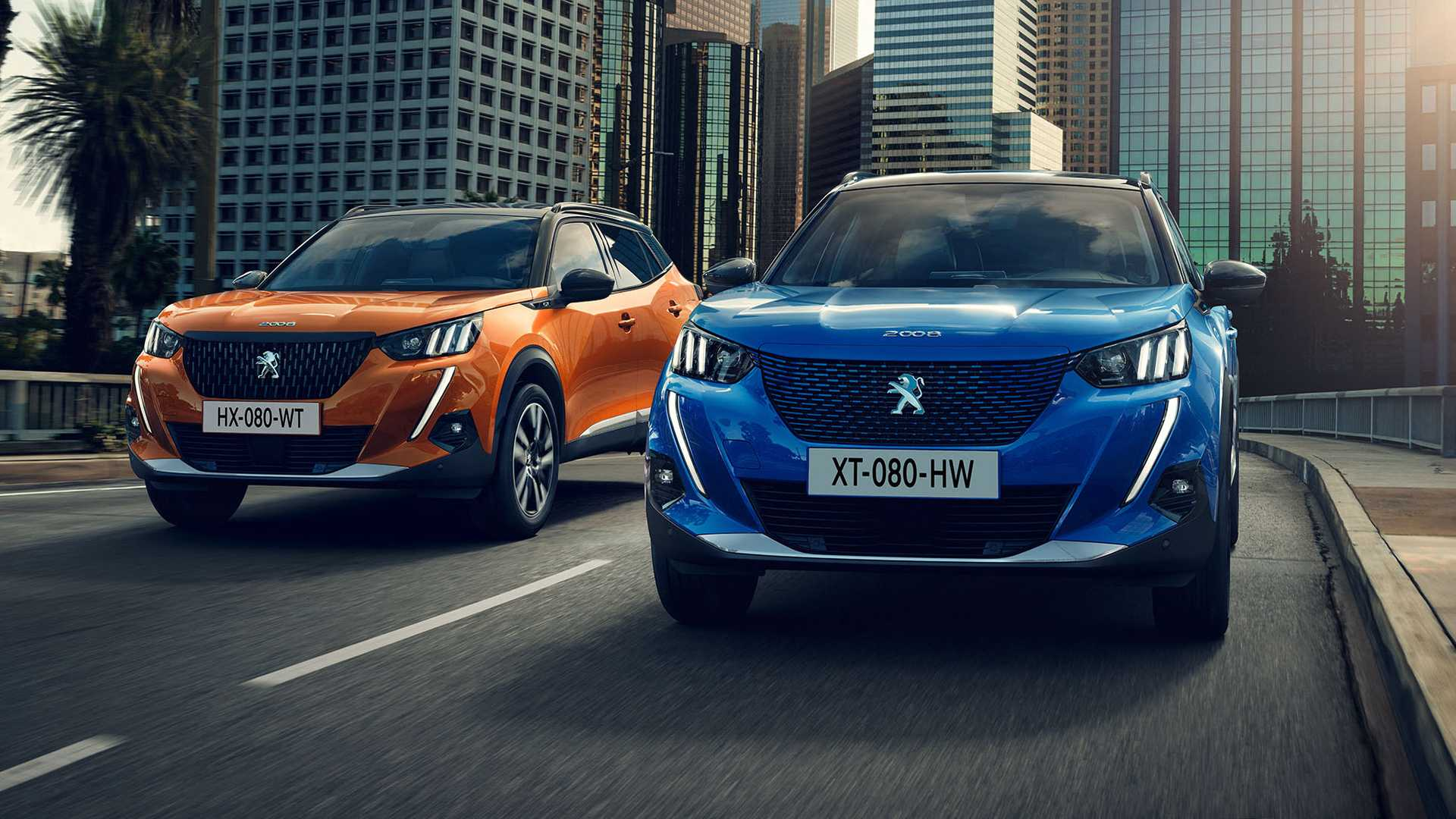 Reservations now open for new Peugeot 2008 and e-2008 mini-SUVs