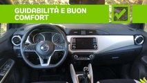 Nissan Micra IG-T 90 GPL, pro e contro