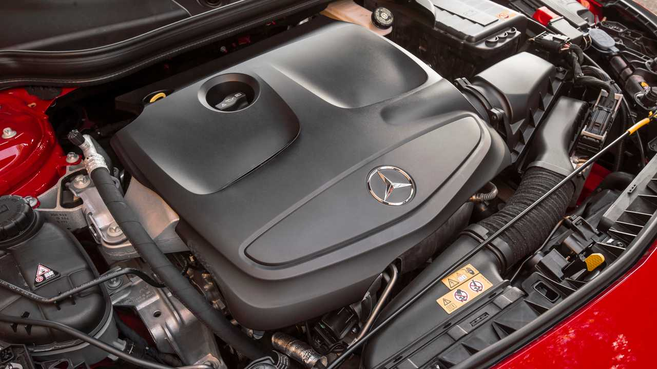 Mercedes Engines Not Differentiator