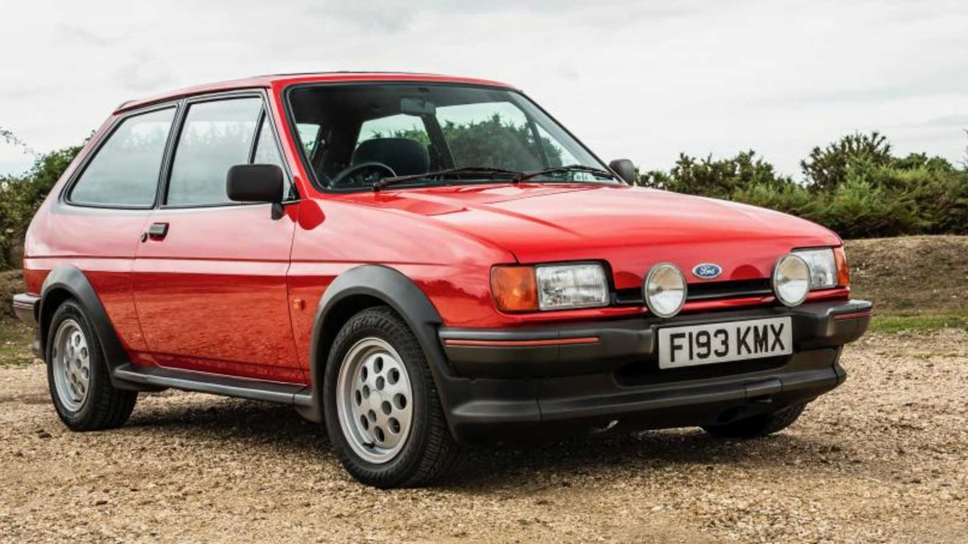 why the ford fiesta xr2 is great nostalgia but not a. Black Bedroom Furniture Sets. Home Design Ideas