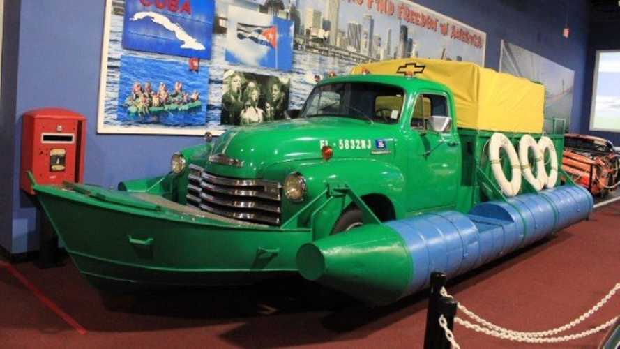 The Cuban Mobile Is One Of The Most Ambitious Trucks In History