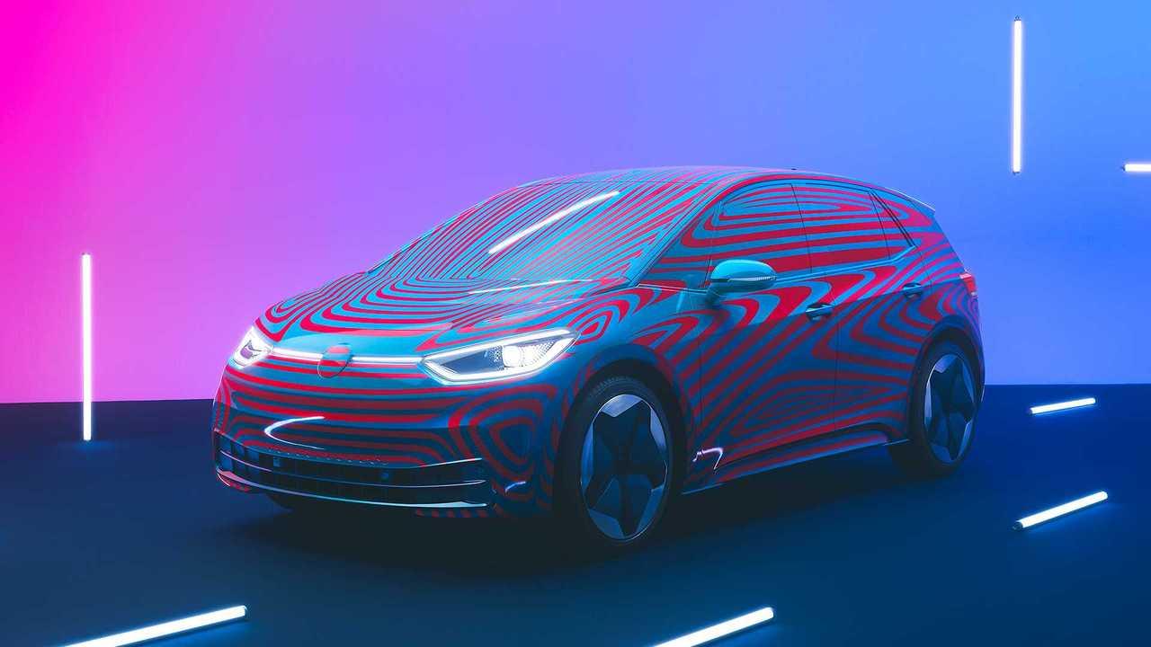 Volkswagen ID.3, si aprono i preordini