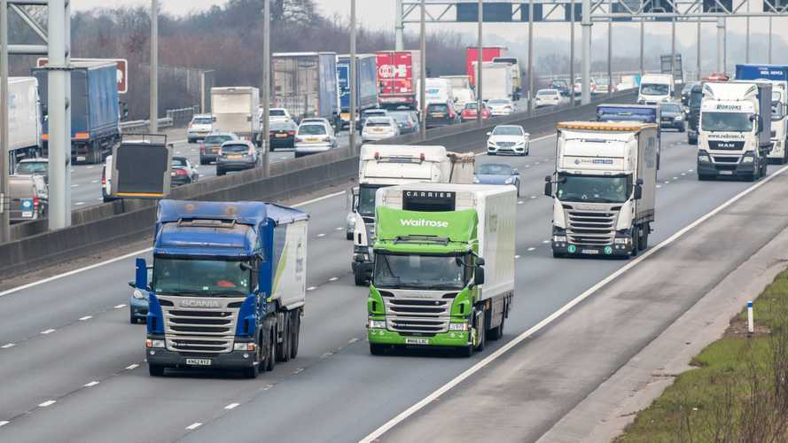 HGV association calls for 'rethink' of clean air zones