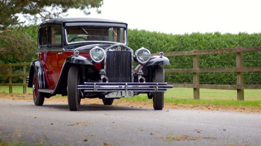 Check Out American History's Unknown Lancia: The 1931 Dilambda 229