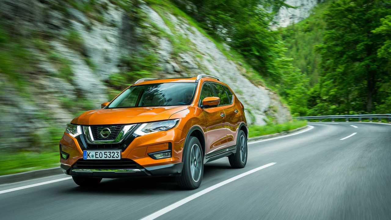 Nissan X-Trail (2019): Neue Motoren