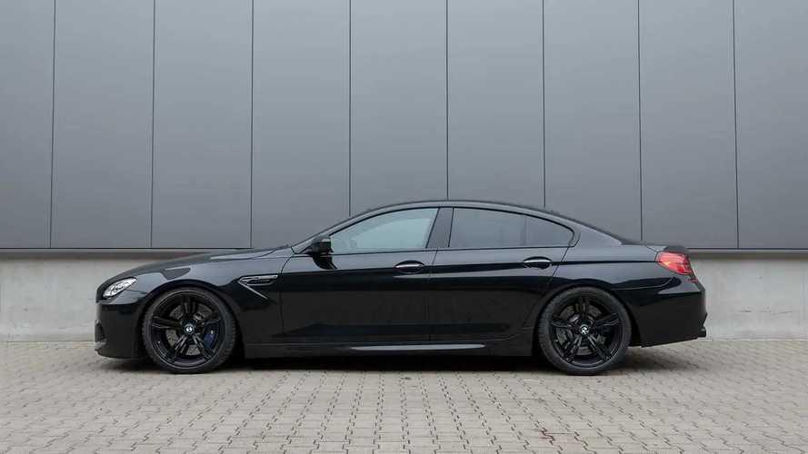 H&R-Gewindefedern für das BMW M6 Gran Coupé
