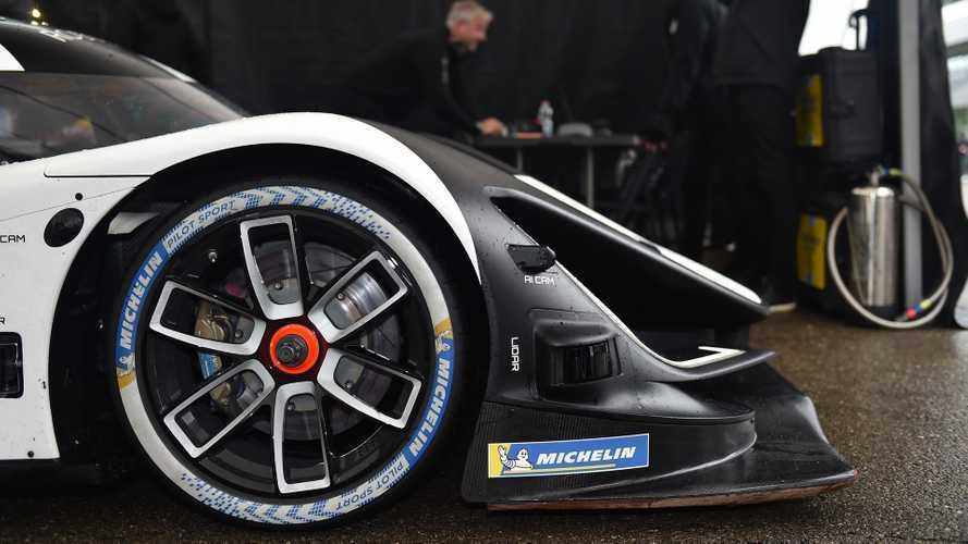 Roborace et Michelin renouvellent leur partenariat