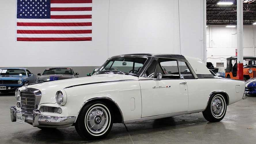 Rise Above The Rest With This 1964 Studebaker Hawk