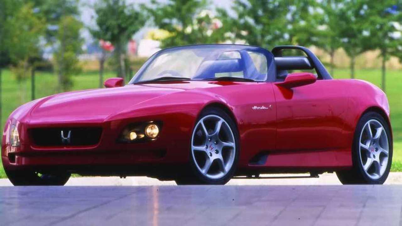 1995 Honda SSM Concept